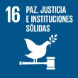 ODS 16: Paz, justicia e instituciones sólidas