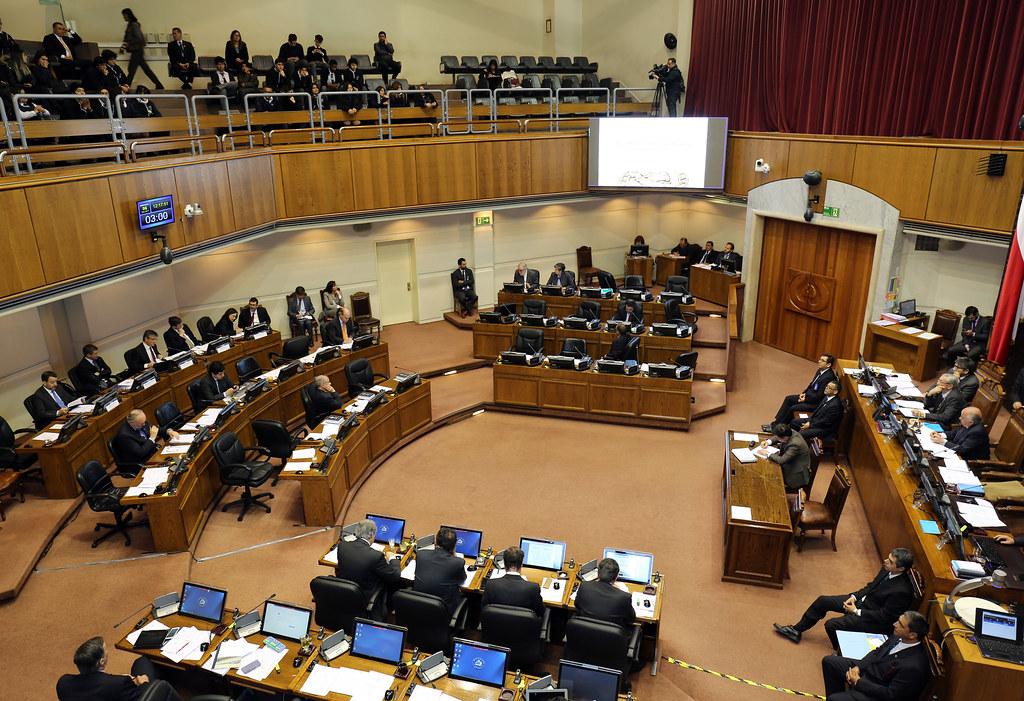 Senado de Chile (imagen referencial)