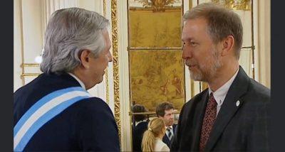 Foto: TV Pública Argentina