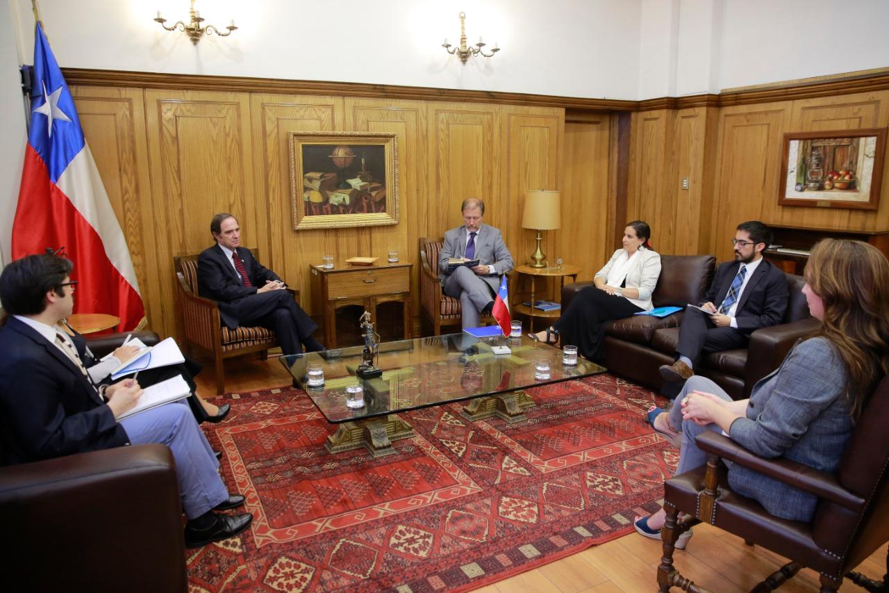 Foto: Ministerio de Justicia y Derechos Humanos Chile