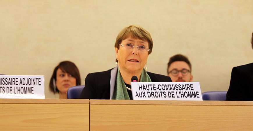 Bachelet celebra entrada em vigor de Acordo de Escazú, em Dia Internacional da Mãe Terra