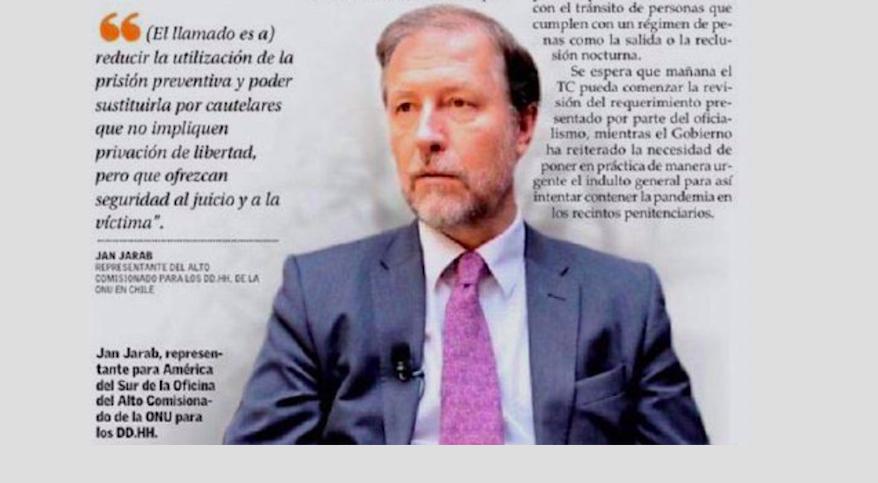 Foto: El Mercurio