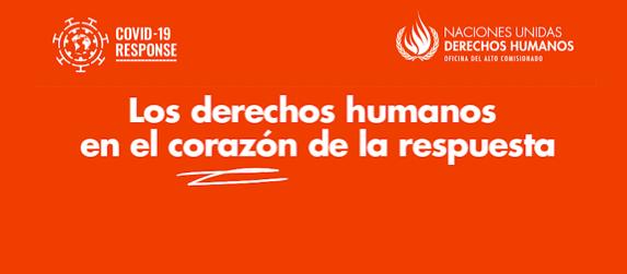 COVID-19 e a dimensão de direitos humanos
