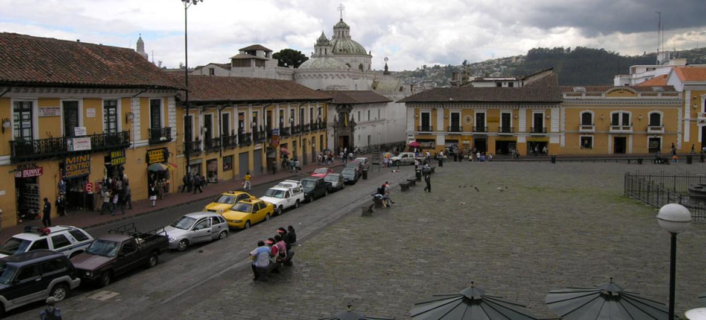 Ciudad de Quito, Ecuador