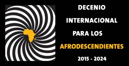 Link a página del Decenio Internacional para los Afrodescendientes